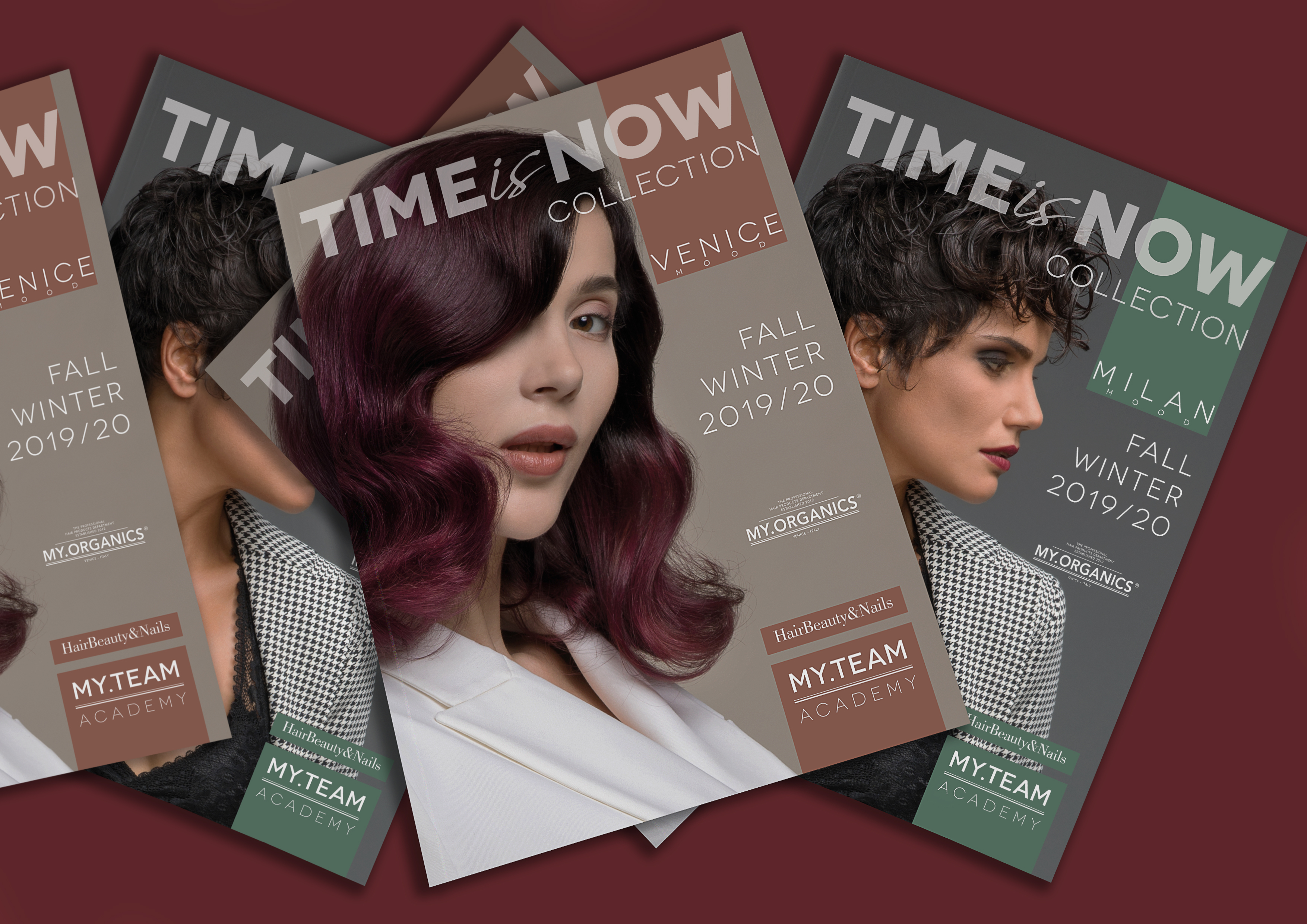 SCARICA IL BOOK TIMEisNOW  COLLECTION F/W 2019.20