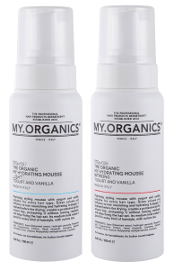 Hydrating Mousse Light and Strong: Hydrating Line - My.Organics