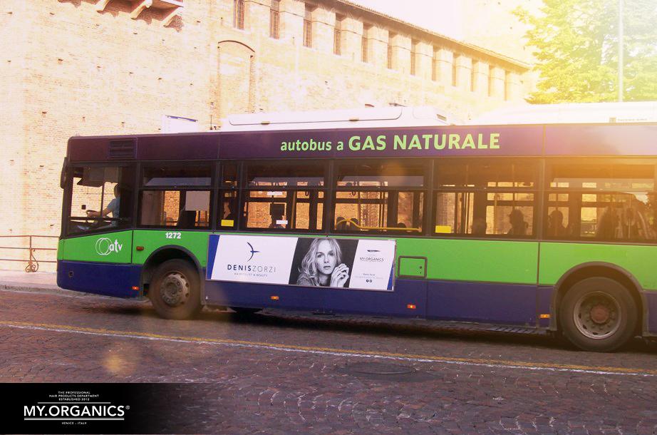 Anche l'Atelier Denis Zorziha scelto di stare vicino alla natura con MY.ORGANICS