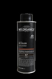 Colore per capelli, Dark 4.7 - My.Colors Line by My.Organics