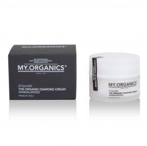 Thickening Diamond Cream: Thickening Line - My.Organics